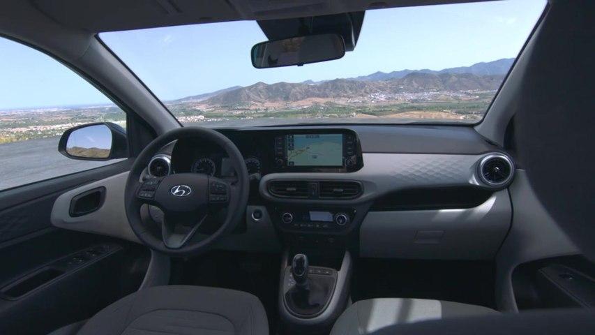 All-new Hyundai i10 Interior Design