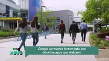 Google apresenta ferramenta que desativa apps que distraem