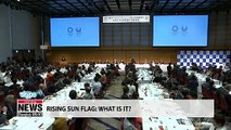 Tokyo's use Rising Sun flag: Is it acceptable? Rising Sun flag vs. Nazi flag