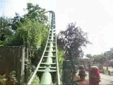 NESSIE HPPOV montagne russe looping  roller coaster