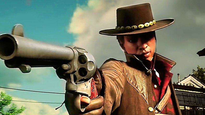 RED DEAD ONLINE Bande Annonce de Gameplay (2019) PS4 _ Xbox One