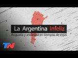 Argentina, el país más infeliz del mundo | TN CENTRAL