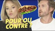 Philippe Lacheau et Elodie Fontan : un 1er rendez-vous au grec ?
