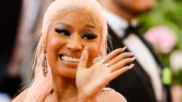 That's All, Folks: Nicki Minaj To Retire