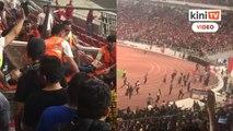 Tiga warga M'sia cedera susulan kekecohan di Gelora Bung Karno