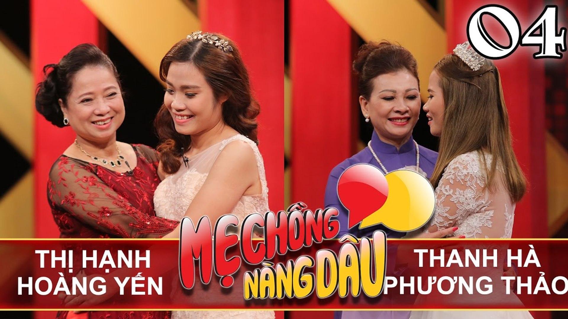 MẸ CHỒNG - NÀNG DÂU _ Tập 4 FULL _ Thị Hạnh - Hoàng Yến _ Thanh Hà - Phương Thảo