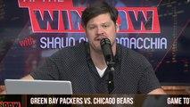Packers vs. Bears Week 1 Gambling & Betting Preview | At The Window Ep.62