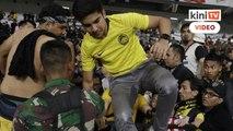 Kecoh di Gelora Bung Karno, Syed Saddiq 'terperangkap' dalam stadium