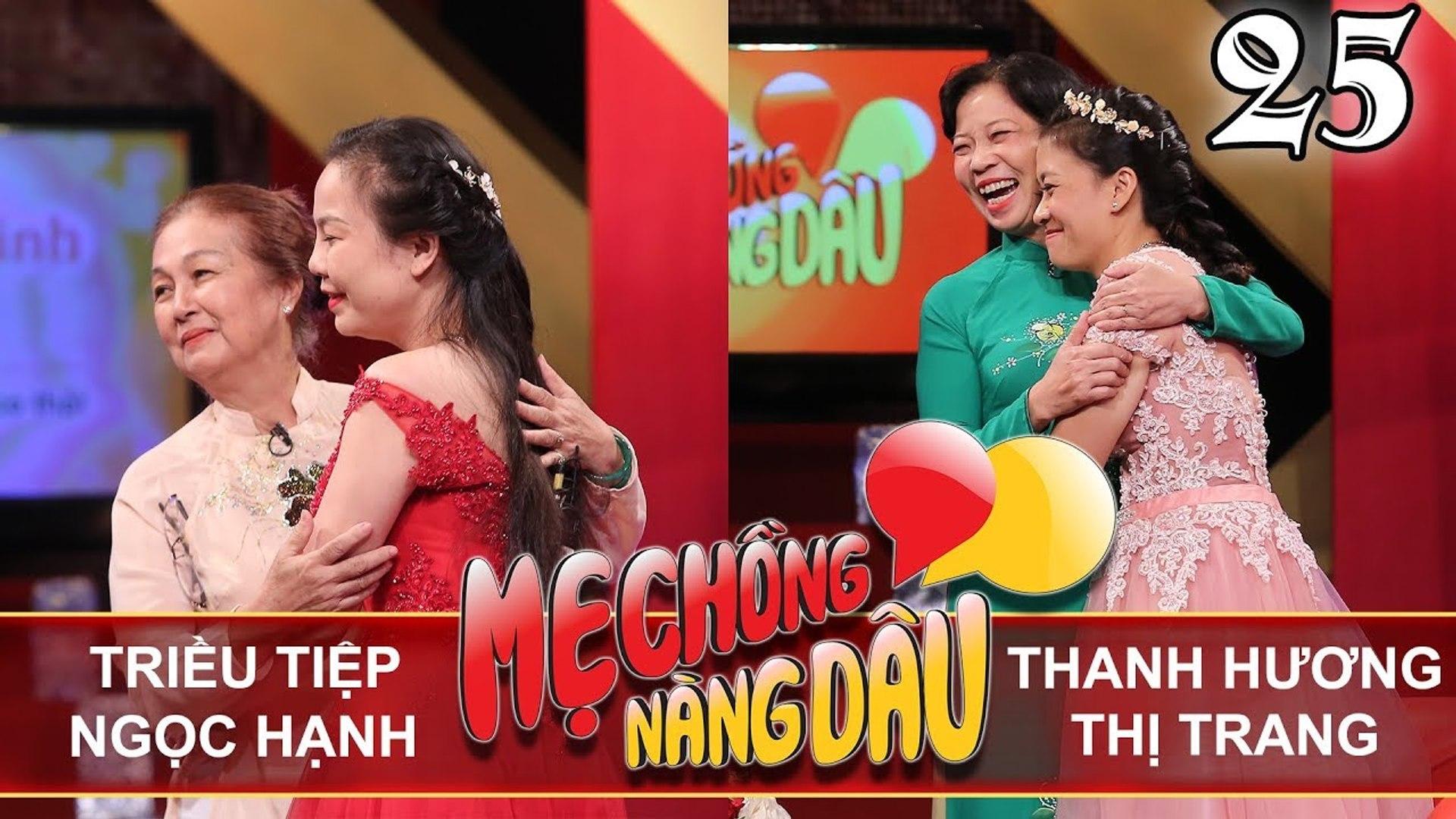 MẸ CHỒNG - NÀNG DÂU _ Tập 25 FULL _ Triều Tiệp - Ngọc Hạnh _ Thanh Hương - Thị Trang