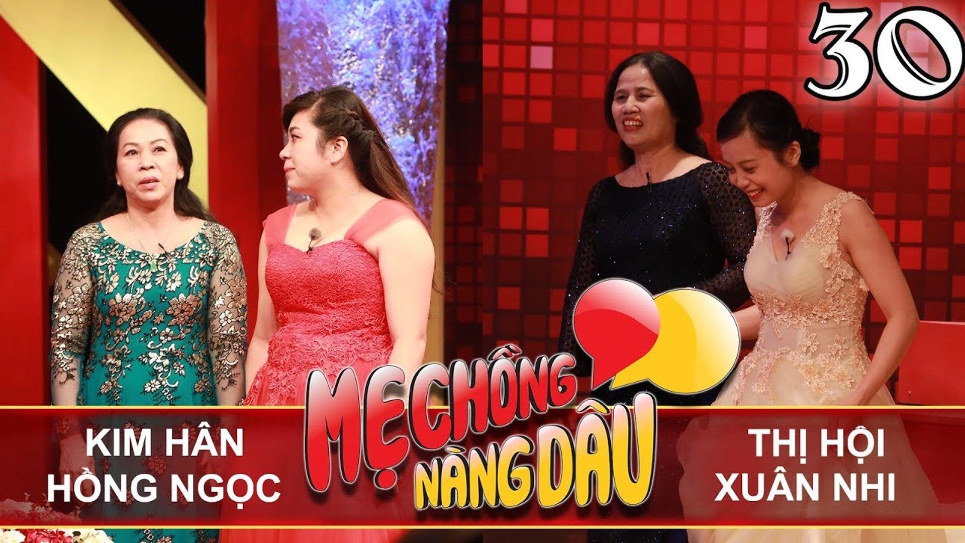 MẸ CHỒNG - NÀNG DÂU _ Tập 30 FULL _ Kim Hân - Hồng Ngọc _ Thị Hội - Xuân Nhi