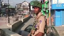 Congress Hits Out At BJP On J&K Blackout