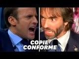D'une campagne à l'autre, Cédric Villani s'inspire (beaucoup) d'Emmanuel Macron