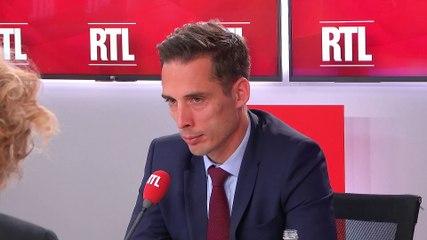 Jean-Baptiste Djebbari - RTL vendredi 6 septembre 2019