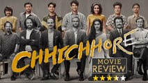 Movie Review - Chhichhore