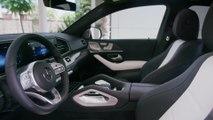Das neue Mercedes-Benz GLE Coupé - Das Interieur-Design - Coupé ohne Einschränkungen
