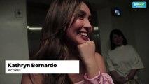 Kathryn Bernardo on Karla Estrada's reaction to Hello, Love, Goodbye