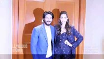 Sonam Kapoor & Dulquer Salmaan At The Promotion Of 'The Zoya Factor'