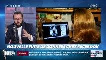 #Magnien, la chronique des réseaux sociaux : Nouvelle fuite de données chez Facebook - 06/09