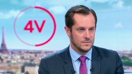 Nicolas Bay - France 2 vendredi 6 septembre 2019