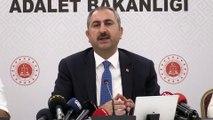 Adalet Bakanı Abdulhamit Gül: 'İyi işleyen bir adalet sistemine ihtiyacımız elbette vardır' - ANKARA