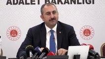 """Adalet Bakanı Abdulhamit Gül: """"İyi işleyen bir adalet sistemine ihtiyacımız elbette vardır"""""""