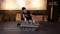 Genuine Henglong 18 large scale of all metal German Tiger I electric remote control tank model 2.4G RC tank
