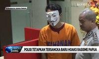 YouTuber Jadi Tersangka Rasisme Papua