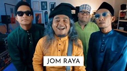 Beeru  & TheMuffins   Jom Raya