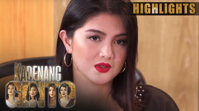 Daniela, nagsimula na ipabenta ang kanyang mga ari-arian | Kadenang Ginto