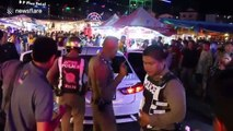 Thai police catch suspected drug dealer after high-speed chase through the streets