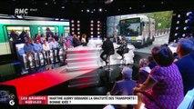 Martine Aubry demande la gratuité des transports : est-ce une bonne idée ? - 06/09