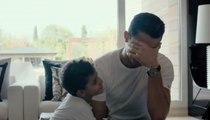 رونالدو يأخذ إبنه الى منزل طفولته
