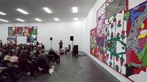 Artist Talk at Kunsthalle Zürich: Ida Ekblad