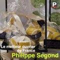 Aix : le tout premier calisson vegan est signé Philippe Segond