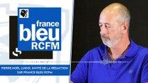 Pierre-Noël Luiggi invité de la rédaction sur France Bleu RCFM
