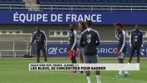 L'équipe de France n'a plus le droit à l'erreur