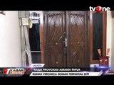 Rumah Tersangka Kasus Provokasi Asrama Papua Sepi