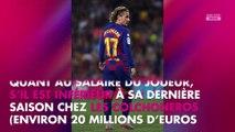 Antoine Griezmann : Son nouveau salaire mirobolant au FC Barcelone