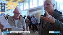 Aigle Azur : des milliers de passagers piégés par l'arrêt des vols