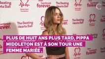 PHOTOS. Pippa Middleton : retour sur l'évolution de son look depuis ses jeunes âgées