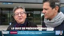 Mélenchon offre un gilet jaune à Lula - ZAPPING ACTU DU 06/09/2019