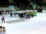 French Cup 2008 remise des prix juniors