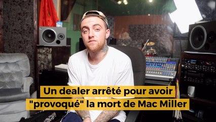"""Un dealer arrêté pour avoir """"provoqué"""" la mort de Mac Miller avec une drogue contrefaite"""