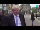 Le message poli mais direct d'un badaud à Boris Johnson devient viral