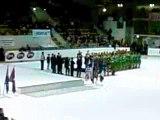 French Cup 2008 remise des prix séniors