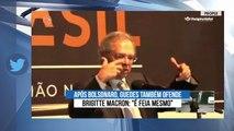 """Brigitte Macron """"vraiment moche"""" : nouvelles attaques d'un ministre brésilien"""