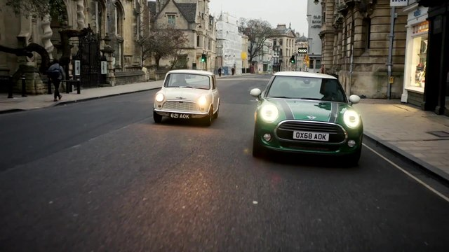 MINI 60 years - MINI 60 Years Edition and Morris Mini-Minor 1959