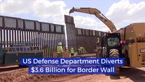 The Border Wall Is Expensive