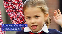 Princess Charlotte Is Growing Up