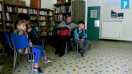 Oise : des profs hébergent  dans leur école une famille à la rue